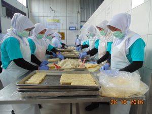 Pabrik Frozen Food